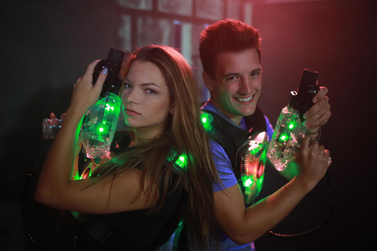 Picture of Laser Game