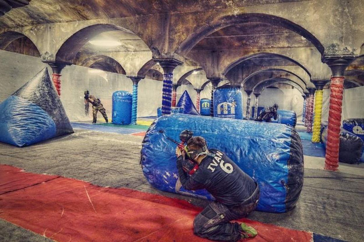 Bild von Paintball Indoor Ladies