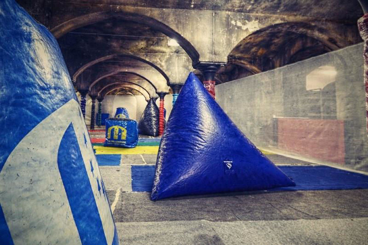 Picture of Paintball Indoor Reball
