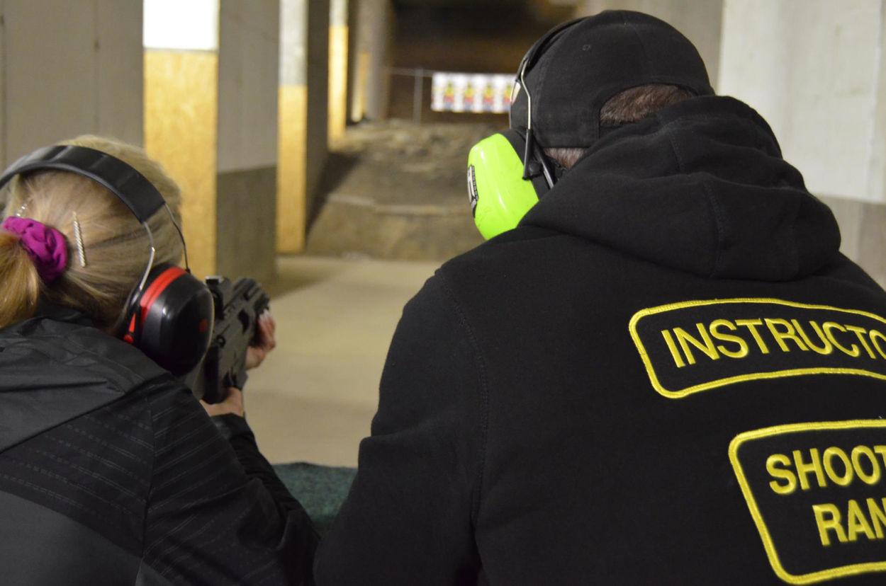 Bild von AK47 schießen