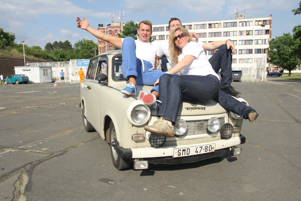 Picture of Trabant rallye