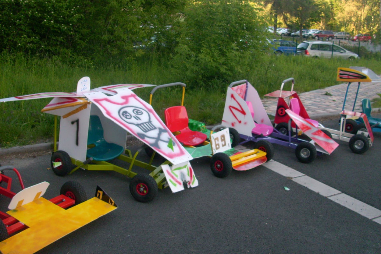 Picture of Go karts designers